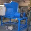 Dvouhřídelový drtič SB 500 12 kW