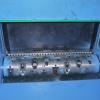 Jednohřídelový drtič S1/250 1000 30 kW - rotor frézovaný