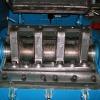 Nožový mlýn - drtič plastů G 400/600 drtící prostor