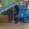 Jednohřídelový drtič S1/350 1200 90 kW v lince s mlýnem