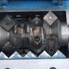 Jednohřídelový drtič S1/150 - drtící prostor