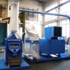 Recyklace kabelů, drcení kabelů
