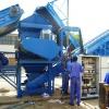 Drcení pneumatik - drtič pneumatik SCE 1 400/1150 150 kW