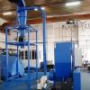 Nožový mlýn G 400/600 45 kW se vzduchotechnikou