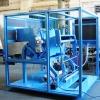 Nožový mlýn GF 200/1100 15 kW na folie v odhlučnovací kabině