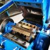 Nožový hranolový mlýn - drtič GH 400/400 30 kW, drtící prostor