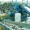 Drcení a recyklace pneumatk, výroba drti cca 50 mm