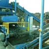 Linka na výrobu náhradního paliva z pneumatik