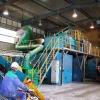 Linka na výrobu náhradního paliva z odpadů
